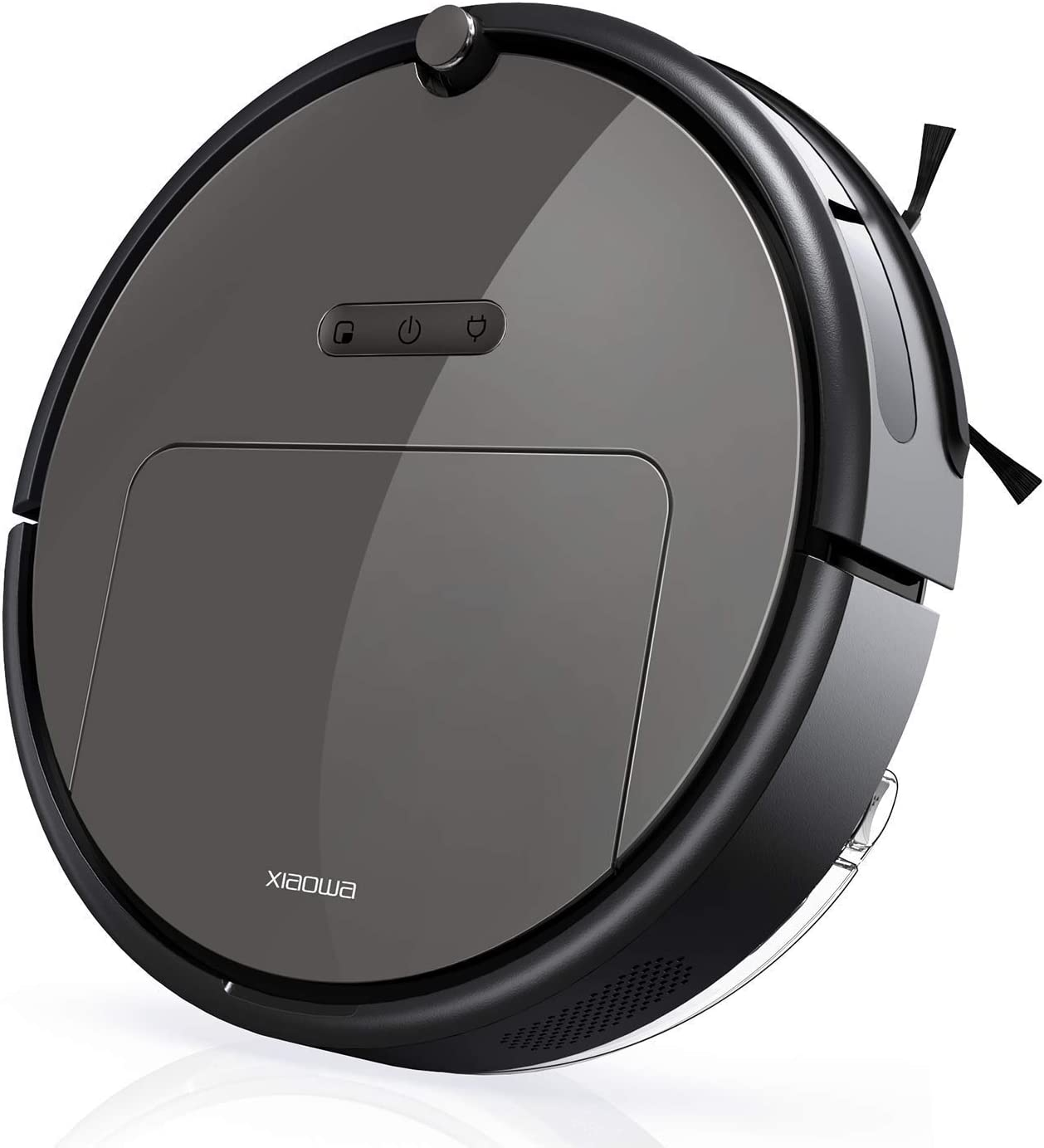 Roborock E35 Robot Vacuum and Mop: 2000Pa Strong Suction, App Control, and Scheduling, Route Planning, Handles Hard Floors and Carpets Ideal for Homes with Pets (Renewed)