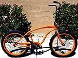Colby Cruisers Duke 3.0 Fat Tire Big Wheel Bicycle (Orange)