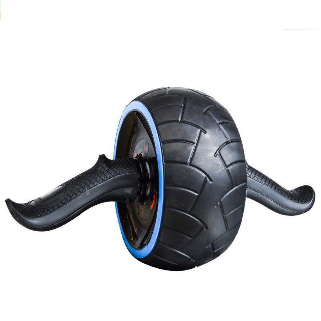 Bauchmuskel Rad Kein Lärm Bauch Rad AB Rad Fitness Übung Bauchtrainer Übung Rad Knie Pad Fitnessgeräte Bauch Übung (Farbe    2)