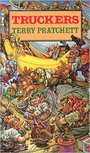 Truckers (Truckers Trilogy): Amazon.co.uk: Terry Pratchett: Books