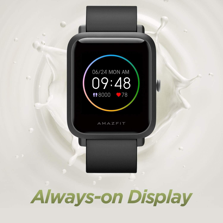 Smartwatch Amazfit Bip S Lite por sólo 35,91€ (marcando aplicar cupón)