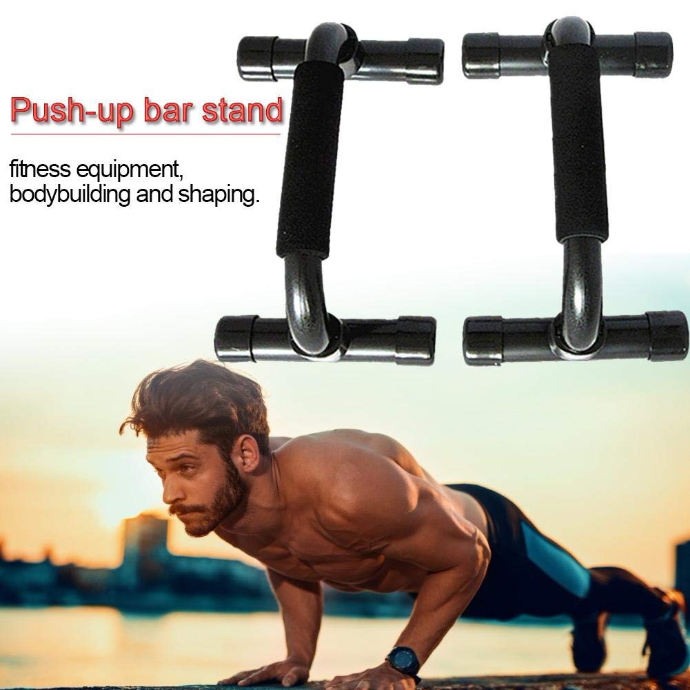 Providing The Best Safe Push Up Exercise Facility for Gym Fitness Upper Body Strength Gorge-buy Pushup Stands Pushup Bars Stands with Slip-Resistant Comfort Foam Grip