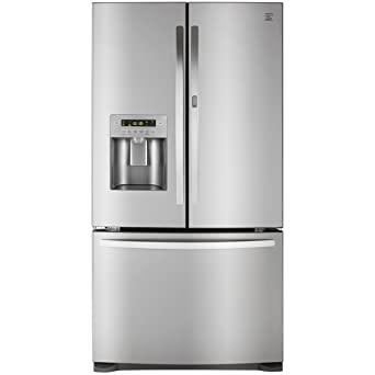 Amazon.com: Kenmore 26,6 cu. ft. French Puerta nevera ...