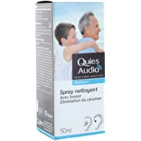Quies Audio Spray limpiador 50 ml