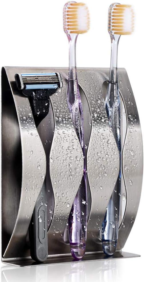 Premium Wall Mounted Toothbrush Holder