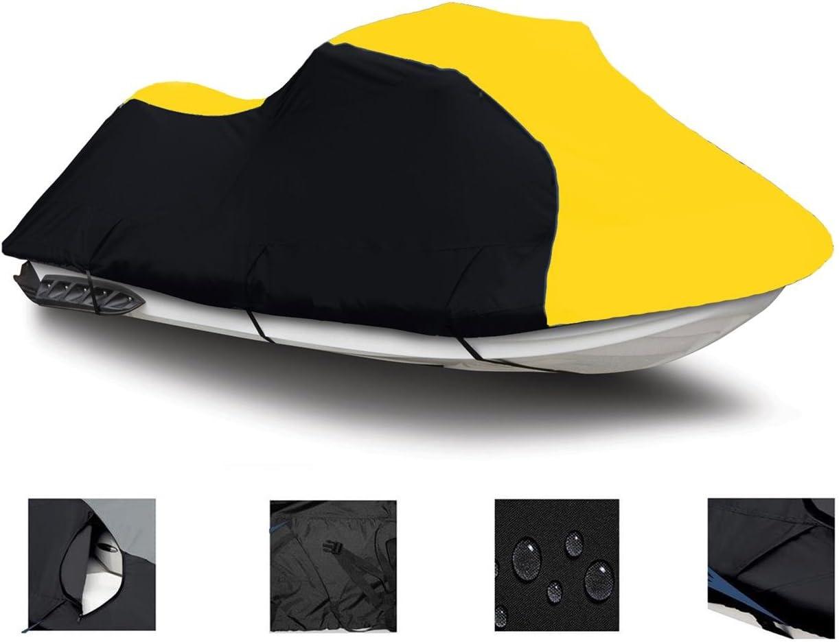 BLACK Seadoo Gti 2001 2002 2003 2004 2005 Jet Ski JetSki Watercraft Cover