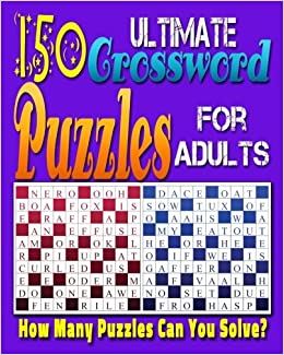 image about Easy Printable Crossword Puzzles for Seniors identify Greatest Crossword Puzzle For Grownups: Printable Crossword