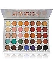 DONGXIUB 35 Color Eyeshadow Powder Make Up Waterproof Eye Shadow Smoky Eyes Palette Professional