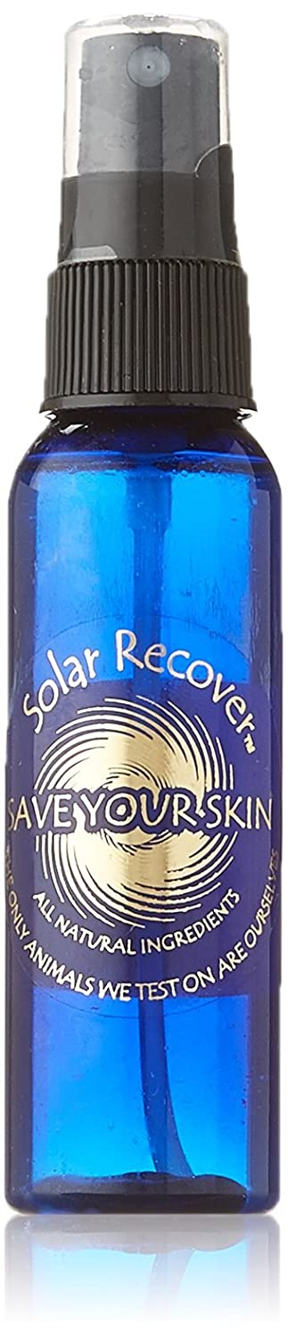 Solar Recover, Body Care Save Your Skin Travel Size, 2 Ounce