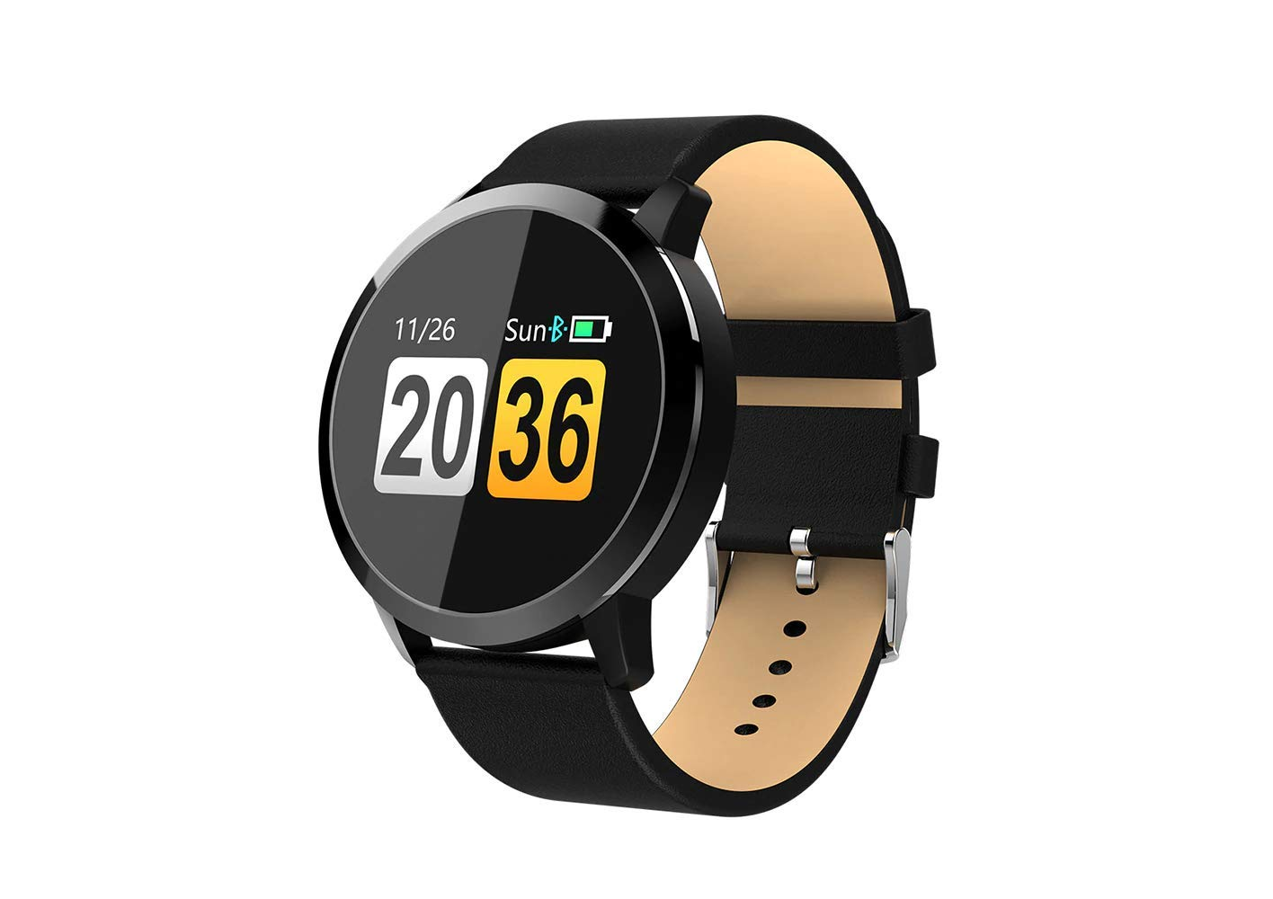 Amazon.com: LEMFO Newwear Q8 Smartwatch for a Women and Men ...