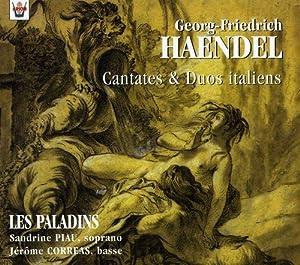 George Frideric Handel, Jérôme Corréas, Les Paladins, Sandrine Piau