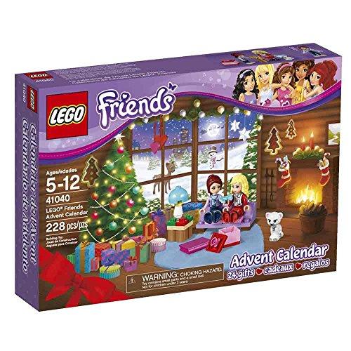 LEGO Friends Advent Calendar 228pieza(s) - juegos de construcción (Cualquier género, 5 Año(s), 12 Año(s))