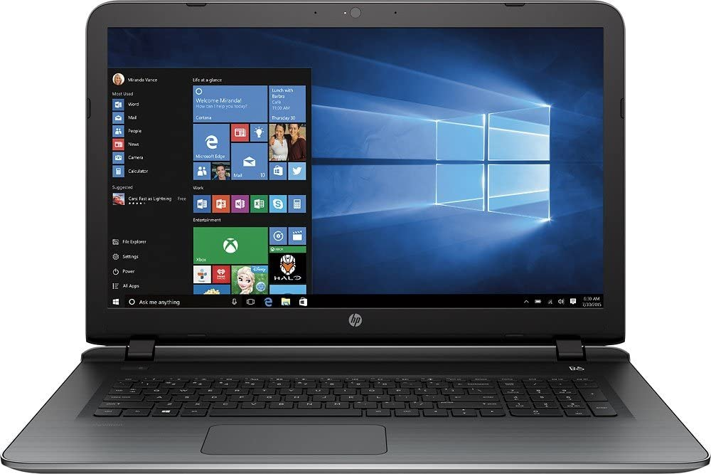 "HP Pavilion 17-g192dx - 17.3"" HD+ - Core i5-5200U up to 2.7Ghz - 8GB Memory - 1TB HDD"