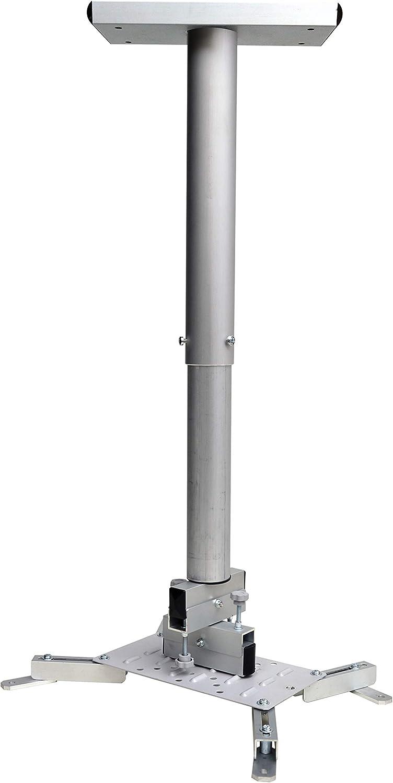 Soporte para proyectores telescópico de 70 a 120 cm Universal para ...