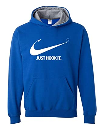 ARTIX Just Hook It Unisex Hoodie For Girls and Boys Youth Sweatshirt