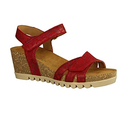 great look official site latest Gabor Damen Sandaletten 23.661.35 rot 679272: Amazon.de ...