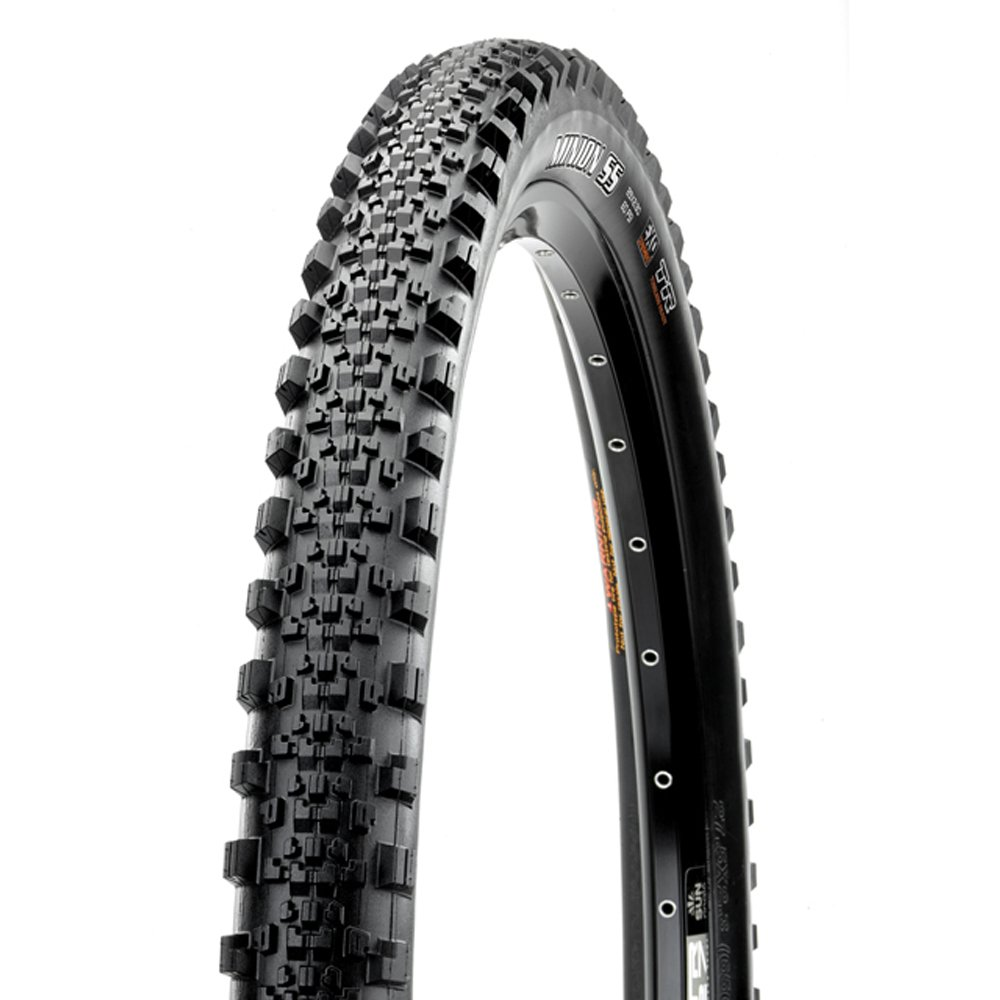 Maxxis Minion DHR II 3C EXO Tubeless Ready Wide Trail Casing Folding Bead 29x2.4 Knobby Bicycle Tire - TB96797100
