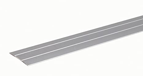 Super GAH-Alberts 491482 Übergangsprofil - selbstklebend, Aluminium TV29