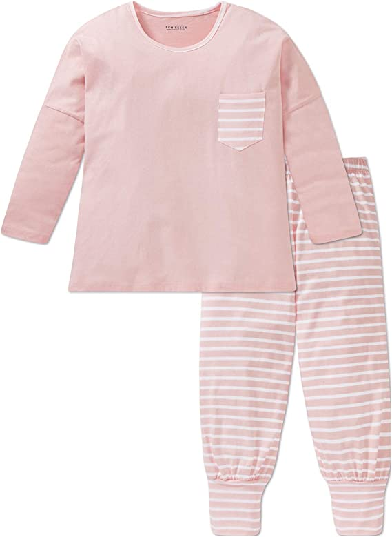 Pigiama Bambina M/ädchen Anzug Kurz Schiesser