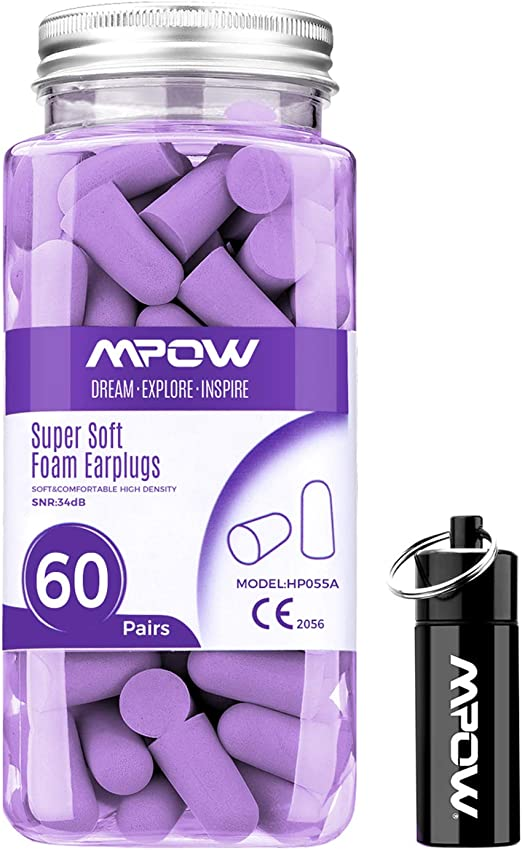 Ear Plugs Hearing Protectors Noise Reducer Silicone Shooting Protection