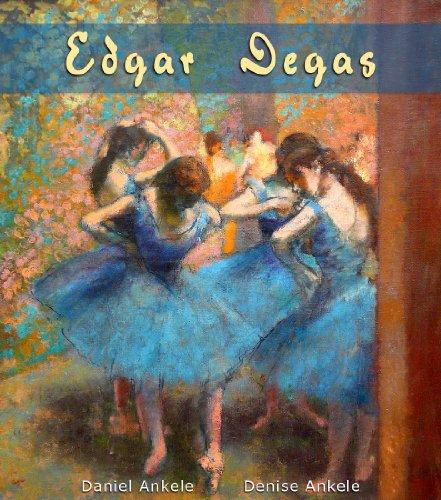 Edgar Degas: 170+ Impressionist Paintings -