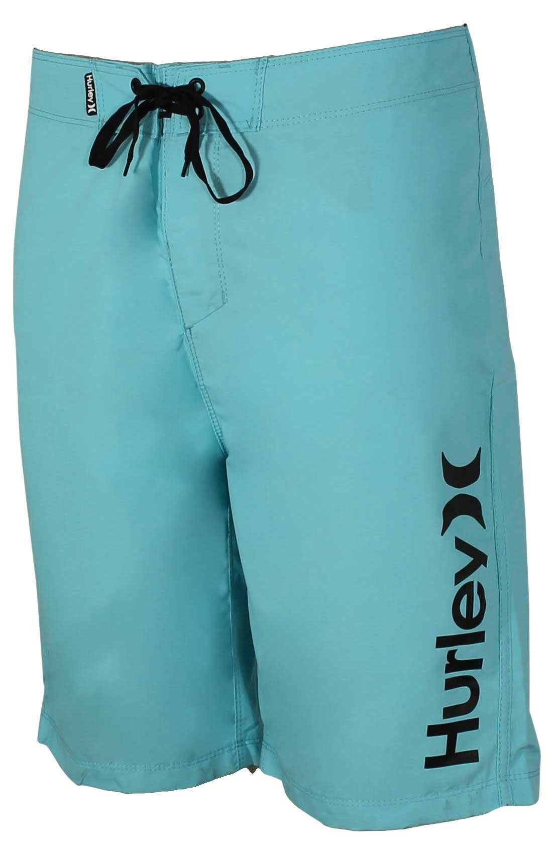 Hurley MBS0006250 Men's One and Only 2.0 Boardshort, Lt. Aqua - 32