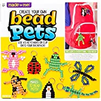Made By Me Create Your Own Bead Pets Kit by Horizon Group USA