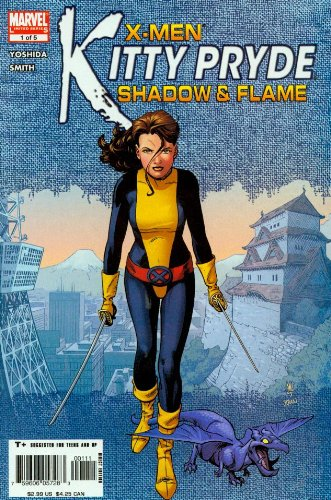 X-Men: Kitty Pryde Shadows & Flame #1 Dragon Quest