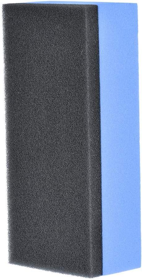 kaaka 6Pcs Car Glass Ceramic Coating House Classroom Cleaning Multipurpose Polishing Waxing Coat Applicator Pads Sponge Random Color