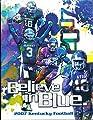 2007 University of Kentucky Football Media Guide bx111