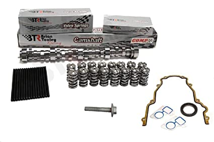Amazon com: BRIAN TOOLEY BTR Turbo LS Stage 1 Cam, Spring Kit with
