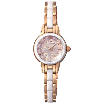4a5edbc85c Amazon   [ジルスチュアート]JILLSTUART 腕時計 レディース セラミック ...