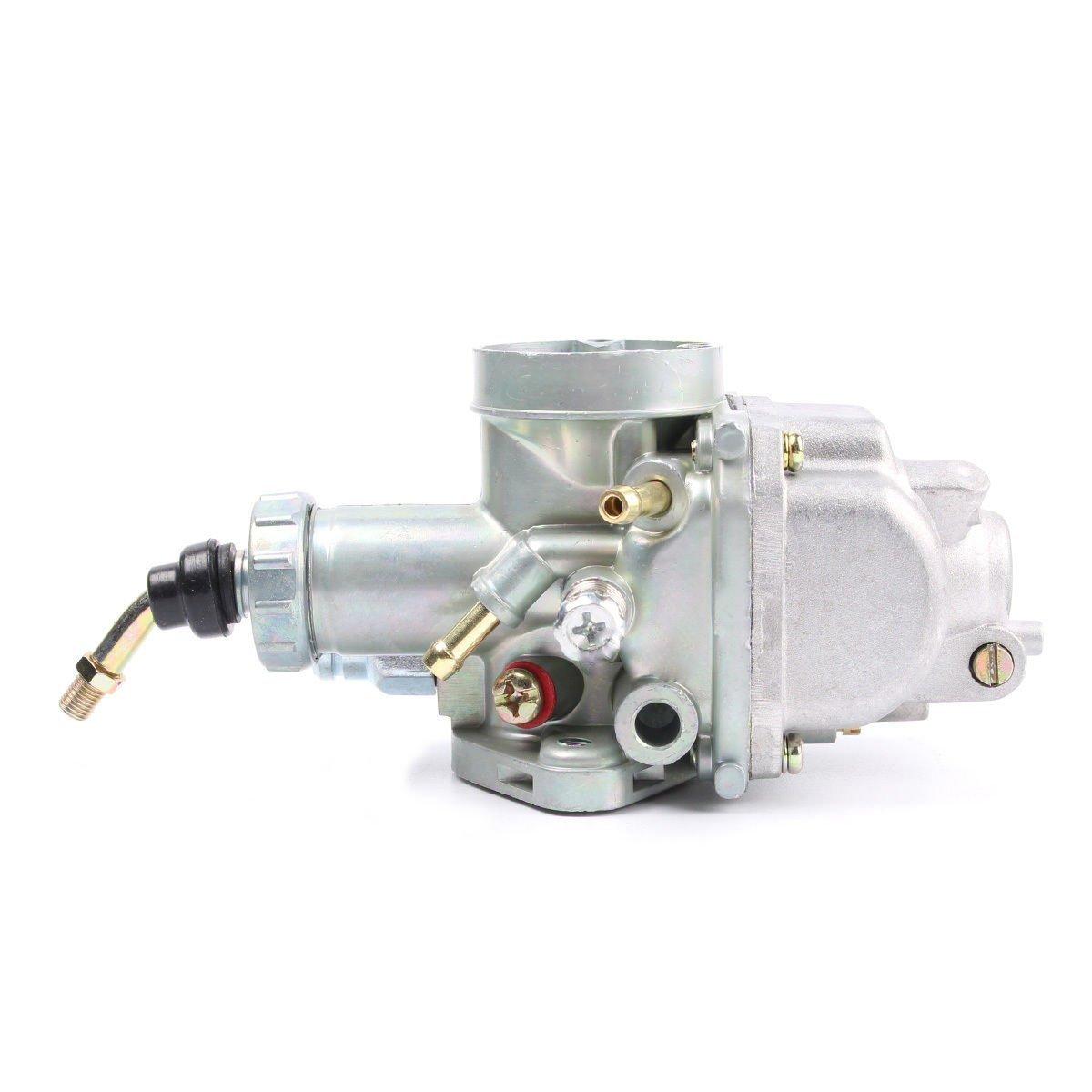 Auto-Moto Carburetor For Yamaha Breeze Grizzly 125 Timberwolf 250 YFM225