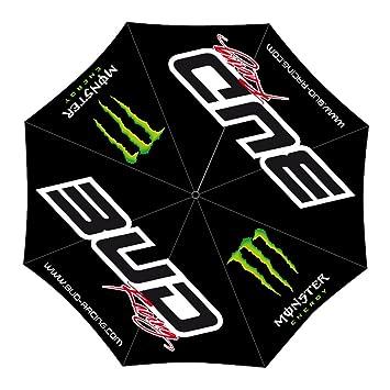 Bud Racing Umbrella Monster Energy