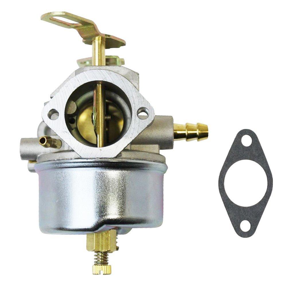 Qazaky Adjustable Carburetor For Tecumseh 640349 640052 Have A Snow Blower With 85 Hp Model Lh318sa 640054 640058 640058a Hmsk80 Hmsk85 Hmsk90 Hmsk100 Hsmk110 Lh318a Lh358sa 8hp 9hp 10hp Snowblower Generator Chipper Shredder