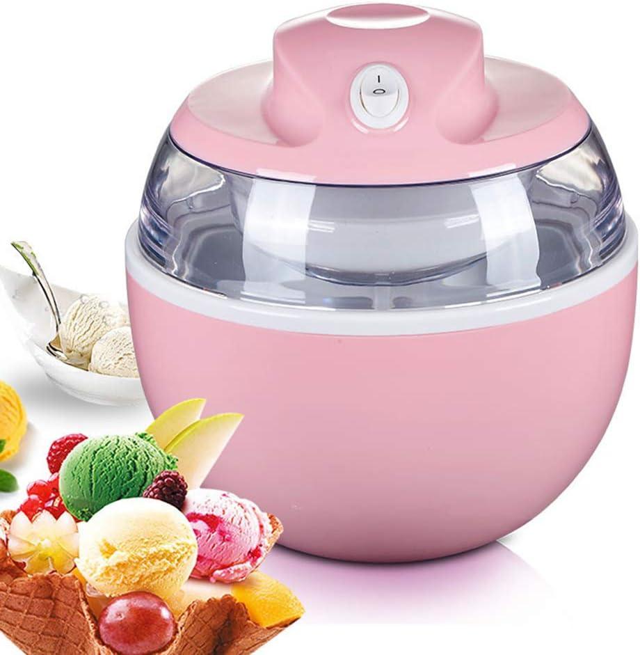 Máquina de helados portátil 0.6L 220V