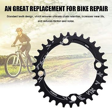 DECKAS 104bcd 32-38T Bicycle Chainring MTB Bike Narrow Wide Single Chainwheel