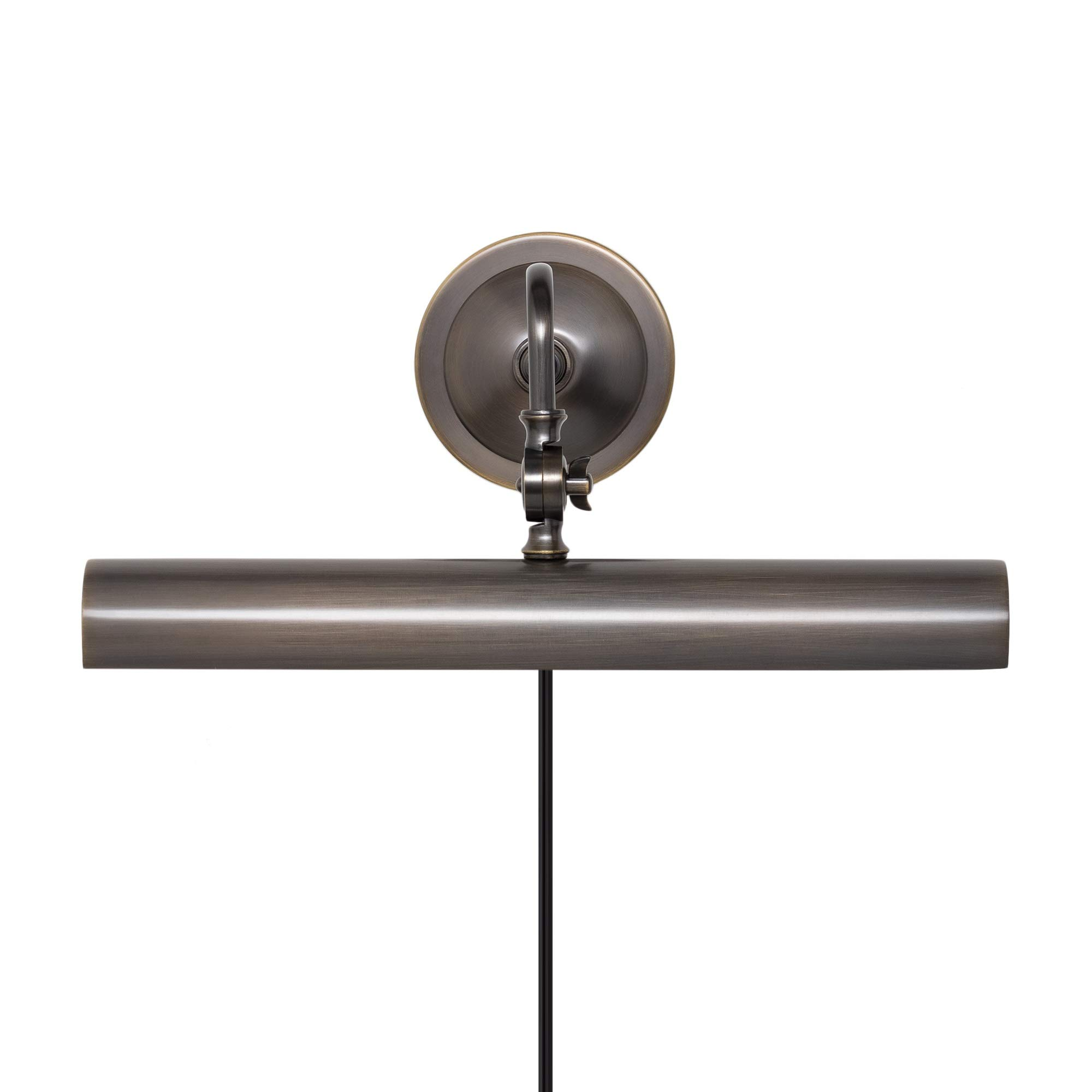 Upgradelights 16 Inch Adjustable Picture Lamp with Backplate (Oil Rubbed Bronze)