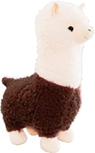 Spring Country Alpaca Plush Toy, Llama Stuffed Animal Large 18