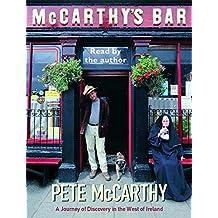Mccarthy's Bar Audio