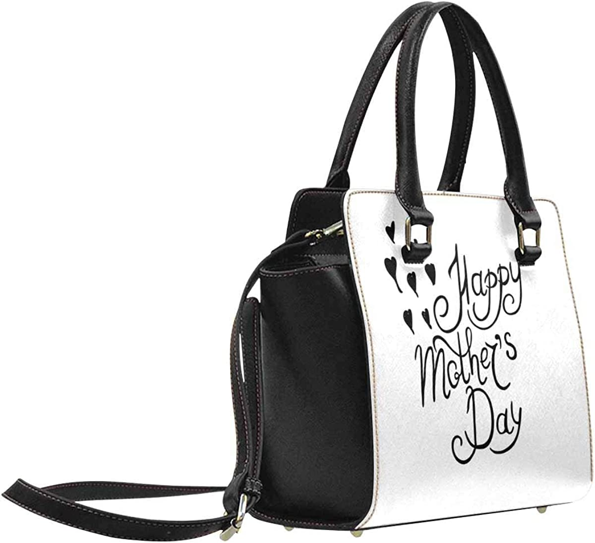 INTERESTPRINT Watercolor Crab Purses Cross Body Handbags for Women Shoulder Bags