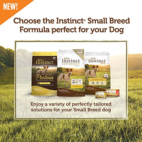 Instinct By Nature S Variety Raw Boost Small Breed
