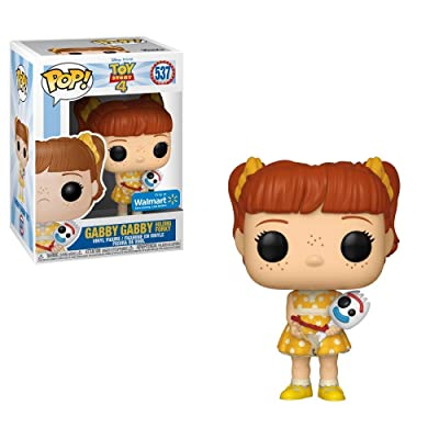 Funko Toy Story 4 - Gabby Gabby with Forky POP! Exclusive Figure: Toys & Games