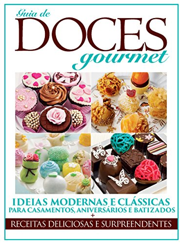 Guia Doces Gourmet (Portuguese Edition)