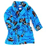 Thomas & Friends Boys Plush Fleece Bathrobe Robe