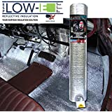 ESP Low-E® EZ-Cool Car Insulation Kit(Includes 100 Sq. Ft Insulation, 25' Foil Tape): Heat and Sound Automotive Insulation For Your Car Restoration Projects