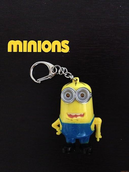 Amazon.com: (100 Count Bulk orden) Minions LED llavero ...