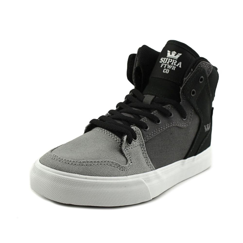 Supra Mens Skytop III Shoes 12 M US|Gray Gradient White