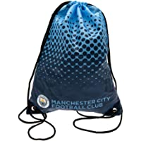 Manchester City F.c. Gym Bag Official Merchandise