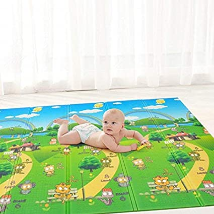 Playmats Search For Flights Baby Mat